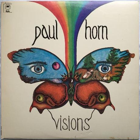 Paul Horn ‎– Visions