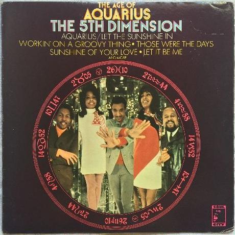 5th Dimension, The - The Age Of Aquarius