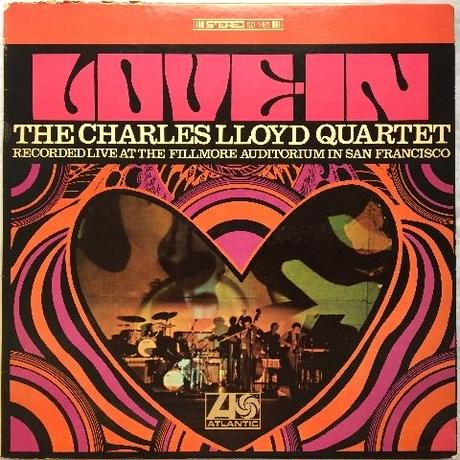Charles Lloyd Quartet, The ‎– Love-In