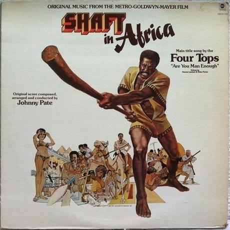 O.S.T. Shaft In Africa – Johnny Pate