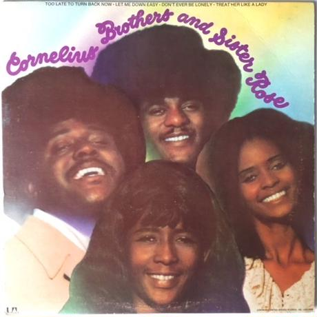 Cornelius Brothers And Sister Rose – Cornelius Brothers And Sister Rose
