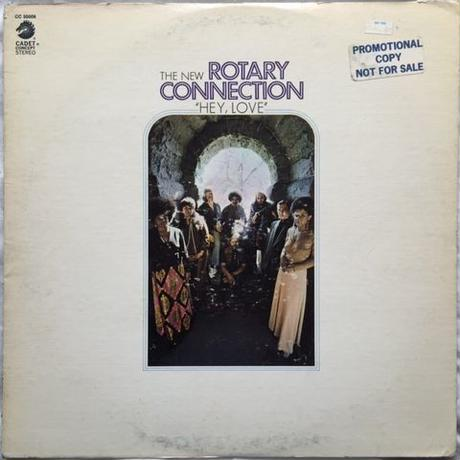 New Rotary Connection, The – Hey, Love