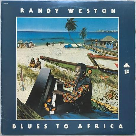 Randy Weston ‎– Blues To Africa
