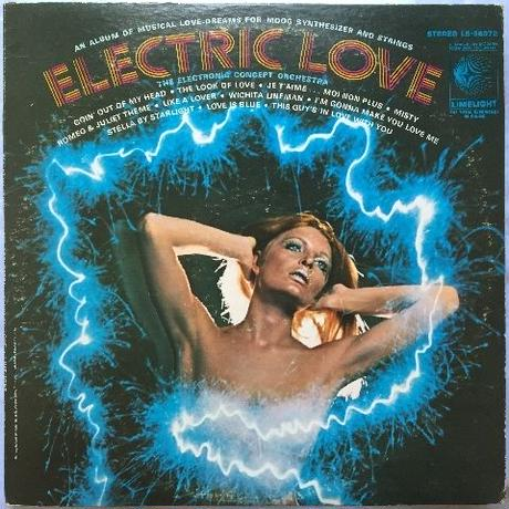 Electronic Concept Orchestra ‎– Electric Love