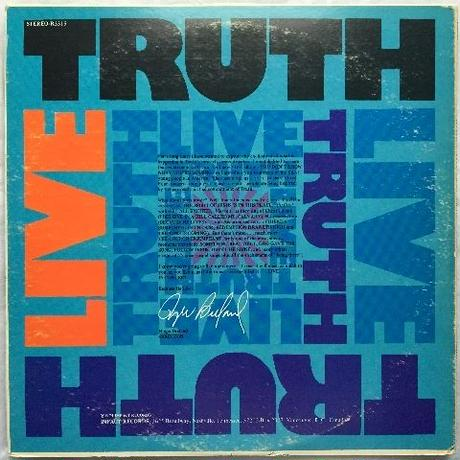 Truth – You Don't Know What You're Missing