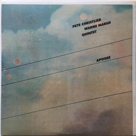 Pete Christlieb / Warne Marsh – Apogee