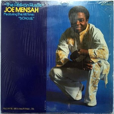 Joe Mensah With Super Sweet Talks Of Africa – The African Hustle