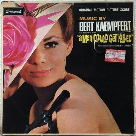 O.S.T. A Man Could Get Killed – Bert Kaempfert