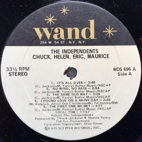 Independents, The – Chuck, Helen, Eric, Maurice