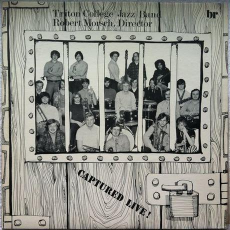 Triton College Jazz Band - Captured Live!