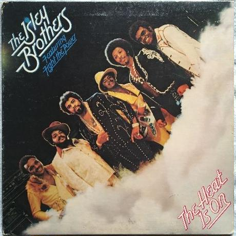Isley Brothers, The – The Heat Is On