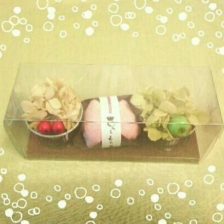 和菓子アレンジメント~さくらもち~