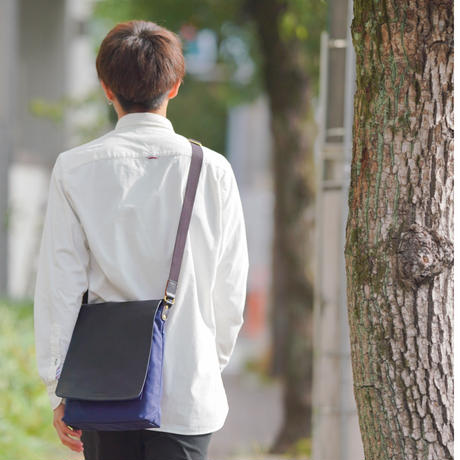 肩掛けショルダー(Mサイズ)【フランクシリーズ】
