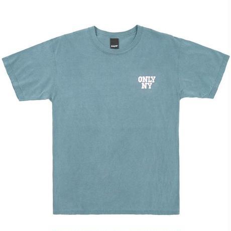 ONLY NY 【オンリーニューヨーク】 Tシャツ 半袖  Varsity T-Shirt Slate