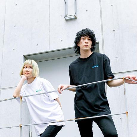 actwise  ロゴTシャツ(シンプルブラック)