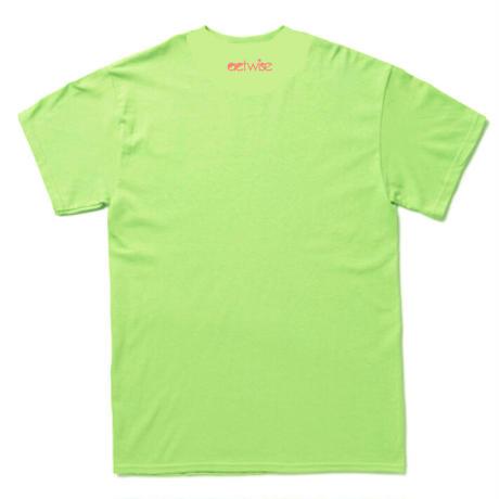 かえるシンセ Tシャツ(PISTACHIO)