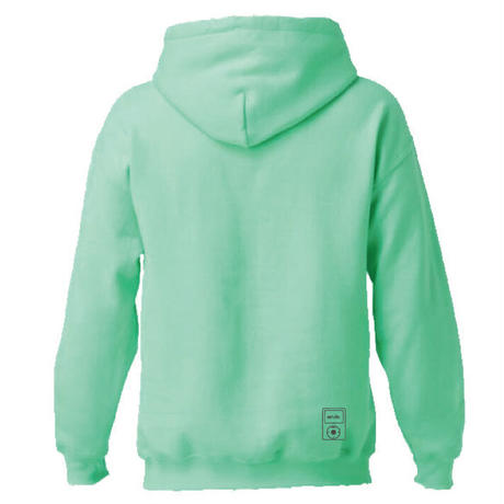 actwise  logo hoodie  (MINT)