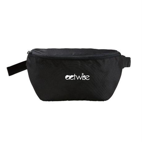 actwiseロゴ Body BAG (ブラック)