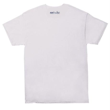 かわうそカート Tシャツ(COOL GREY)