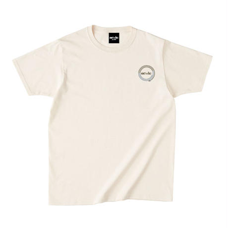 actwise x Portable Music PlayerTシャツ(NATURAL)