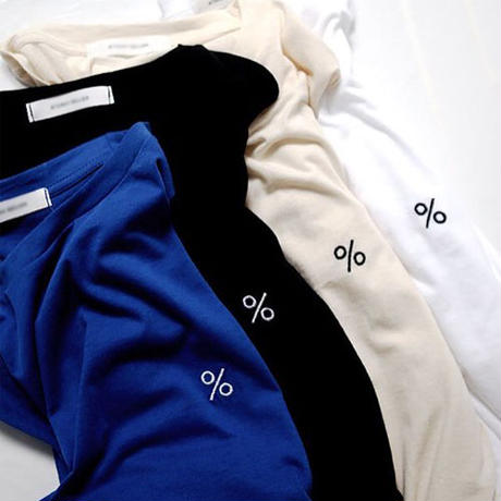 -4colors- % over fit Tee