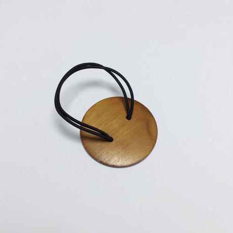 -2 colors- wood pattern hair accessory