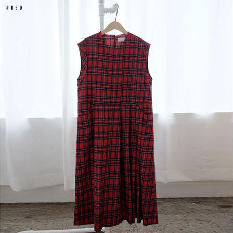 -2 colors- trad check onepiece