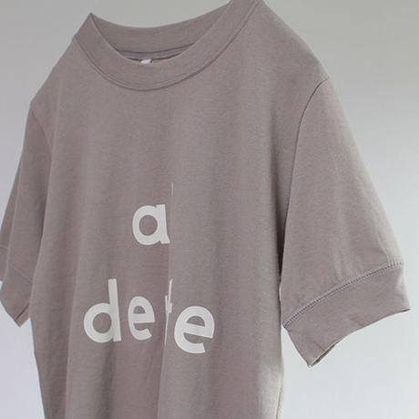 -2colors- al dente tee