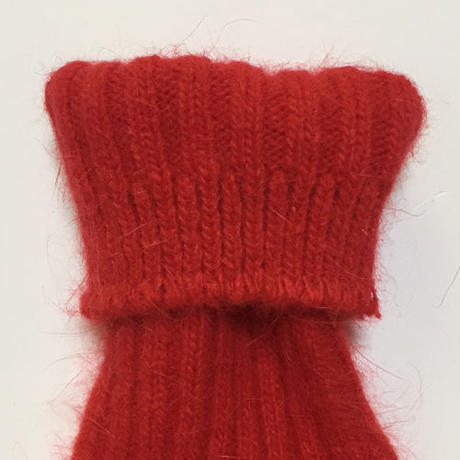 -3 colors- angora x wool color socks