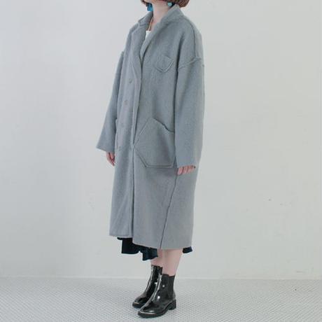 cozy pockets coat