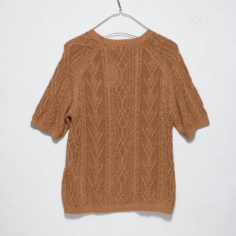 cable summer knit