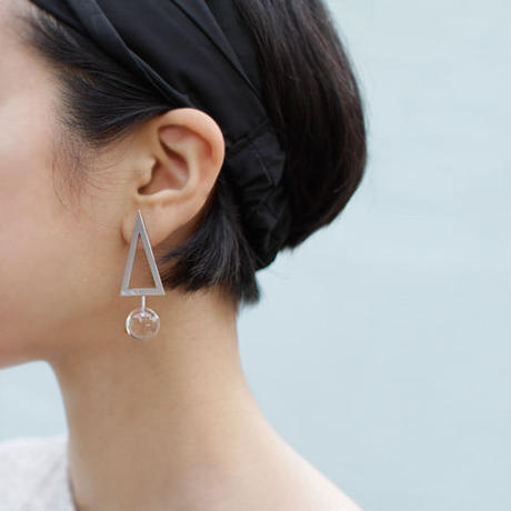-shizuku- pierced earrings