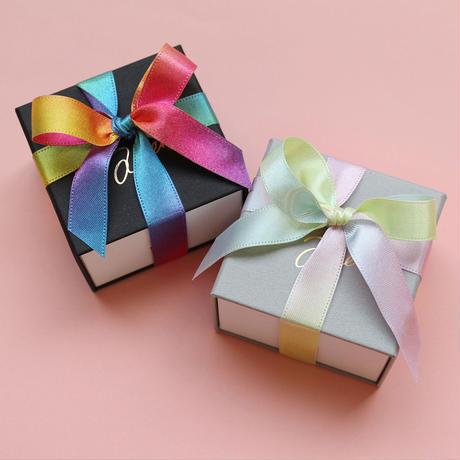 perfume bottle series necklace<strawberry quartz>