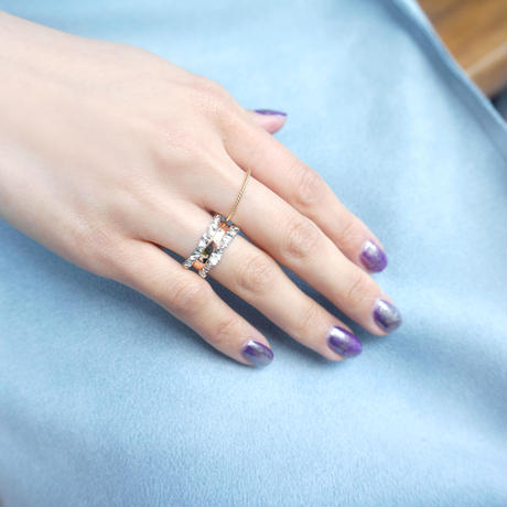 wrinkle series ring(band)