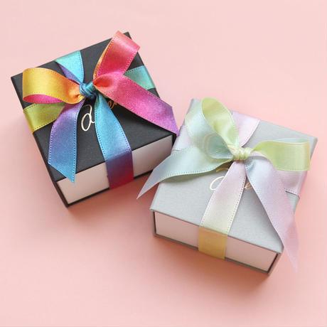 perfume bottle series earcuff Ssize<garnet>