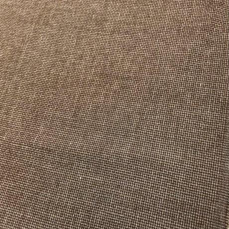 25-7344 E.ZEGNA ウールコットン平織(リップル加工) ストレッチ