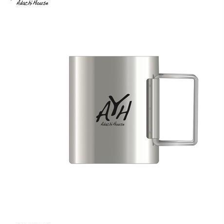 ADACHI HOUSEステンレスマグカップ