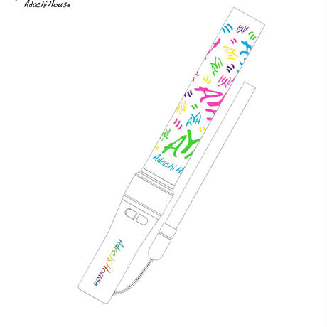 ADACHI HOUSE NEWペンライト(全15色切替+点滅機能+電池付)