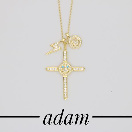 CS peace  necklace