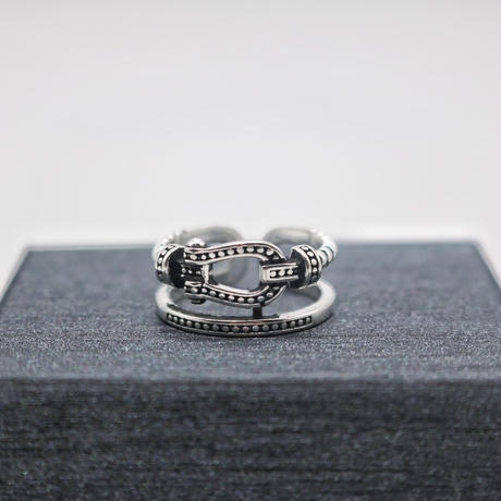 Double hoses ring