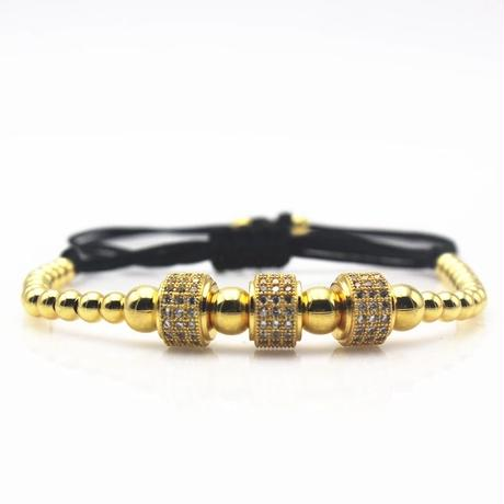 three box bracelet