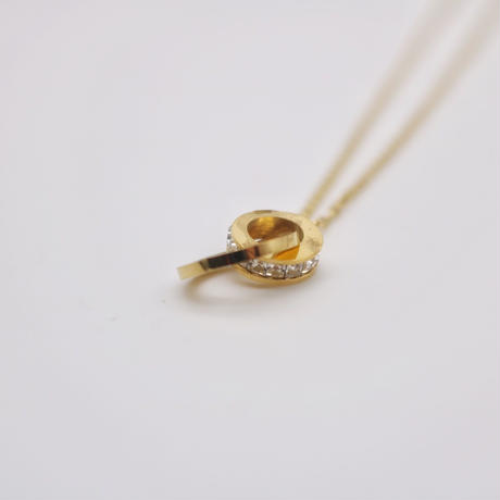 Squillare to Carve 【necklace&pierce SET】