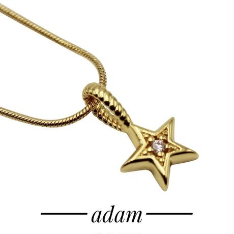 star SS necklace