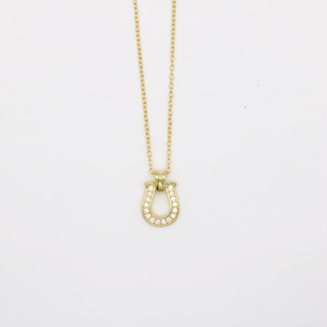 UB hoof necklace