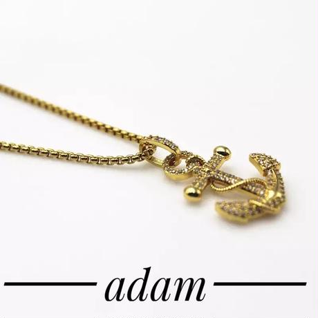Anchor luxury necklace