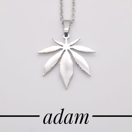 marijuana S necklace