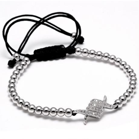 Geometric  luxury bracelet