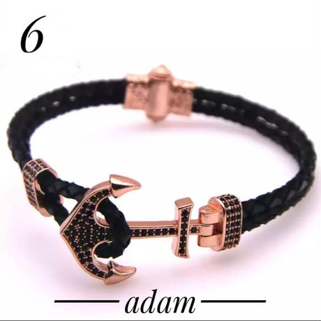 Anchor luxury bracelet