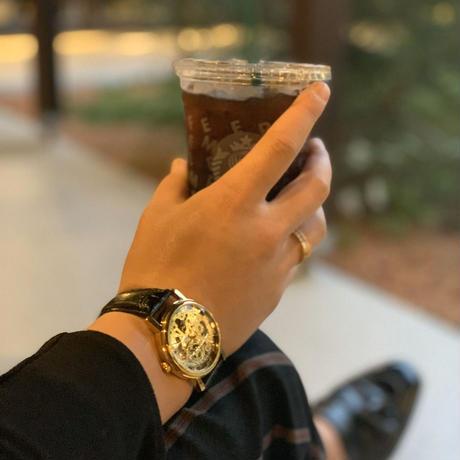 vintage S watch