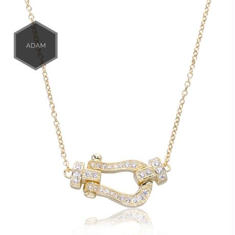 U-hoof luxury necklace